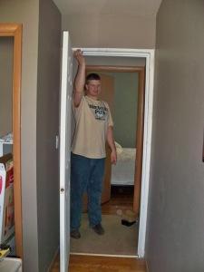 door removal 2