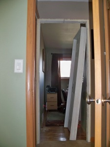 door removal 3