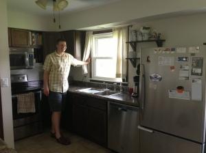 kitchen - window update
