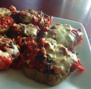 Eggplant Pizzas2